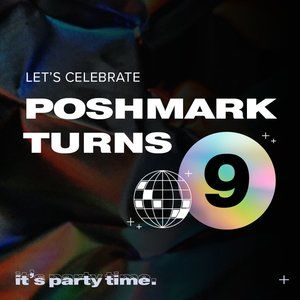 Celebrate Poshmark Turns 9